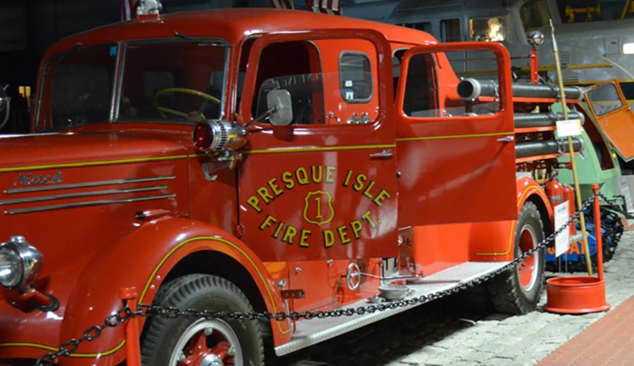 Cole Land Transportation Museum - Cole Museum